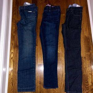 Lot of Gapkids sz 10 jeans LIKE NEW